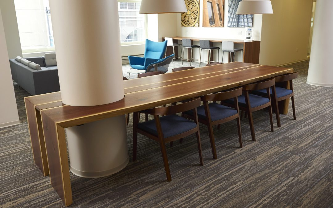 Wisconsin Urban Wood Conference Table