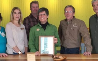 WUW Signs Green Tier Charter